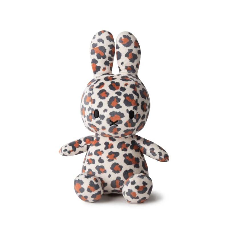Peluche miffy léopard