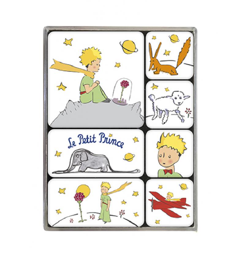Mini magnets Petit Prince
