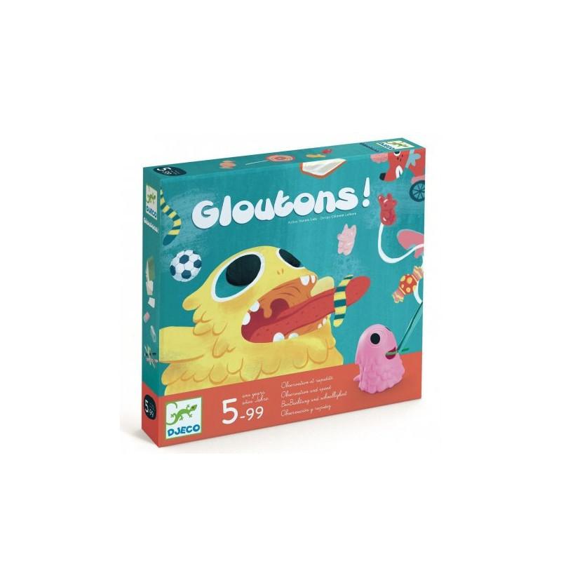 Gloutons !