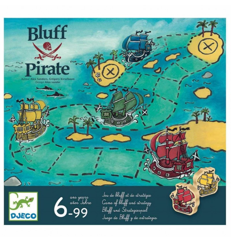 Bluff Pirate