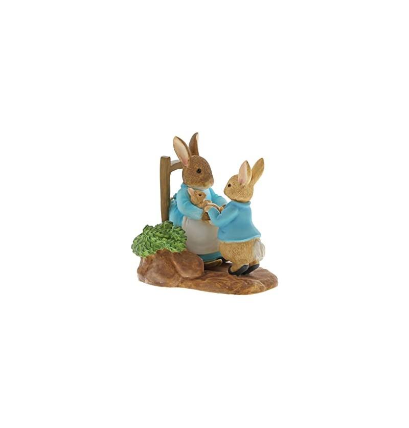 Résine Peter rabbit