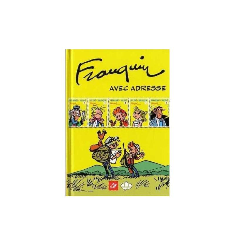 Album CBBD Franquin